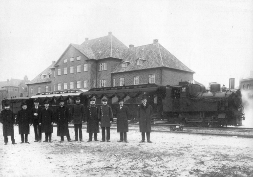 Bahnhof 1926