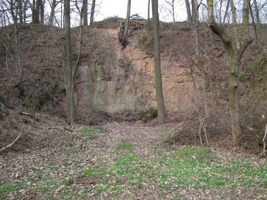 Steinbruch bei Neudörfchen
