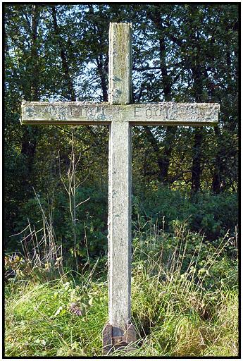 Gedenk-Kreuz