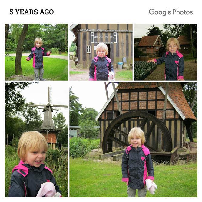 Lea vor fünf Jahren