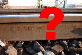 Typ des Schienenprofils (G,H)?