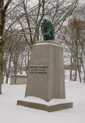 Das Schillerdenkmal