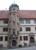 Altes Gymnasium in Rothenburg ob der Tauber