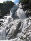 Oberer Wasserfall / upper waterfall