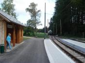 Lichtenstern-Stella Trainstation