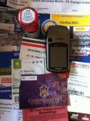 Groundhopping & Geocaching