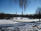 Kampteich im Winter