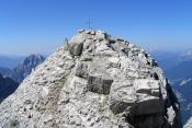 Hochtor summit