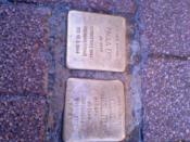 Stolperstein in Celle